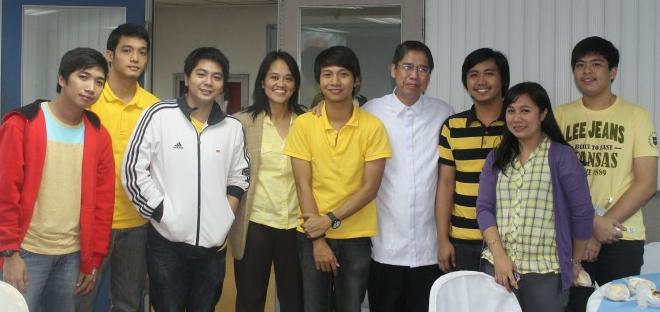 Comelec's Web Development Team